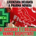 Licenziata la delegata sindacale a Pharma Novara!