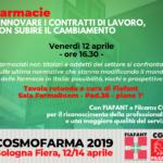 Fiafant invita a Cosmofarma 2019