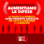 Coronavirus, aumentiamo le difese per chi lavora in farmacia!
